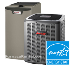 Furnace & Air Conditioner Rental